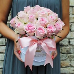 Gėlės dėžutėje pagal Jūsų norus!