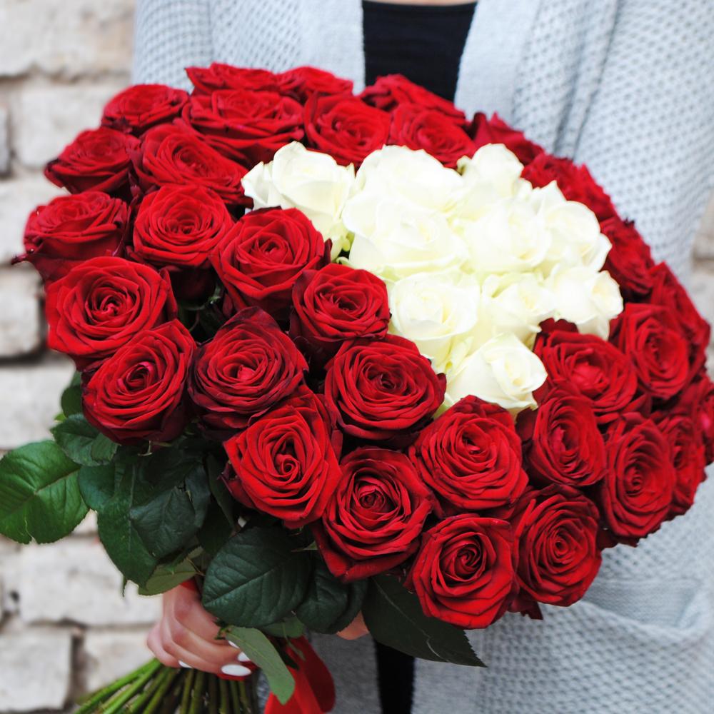 35vnt. rožių Mylimajai!
