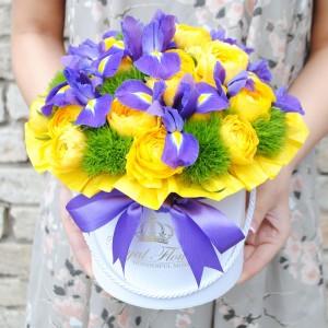 Gėlės dėžutėje ''Pavasaris''