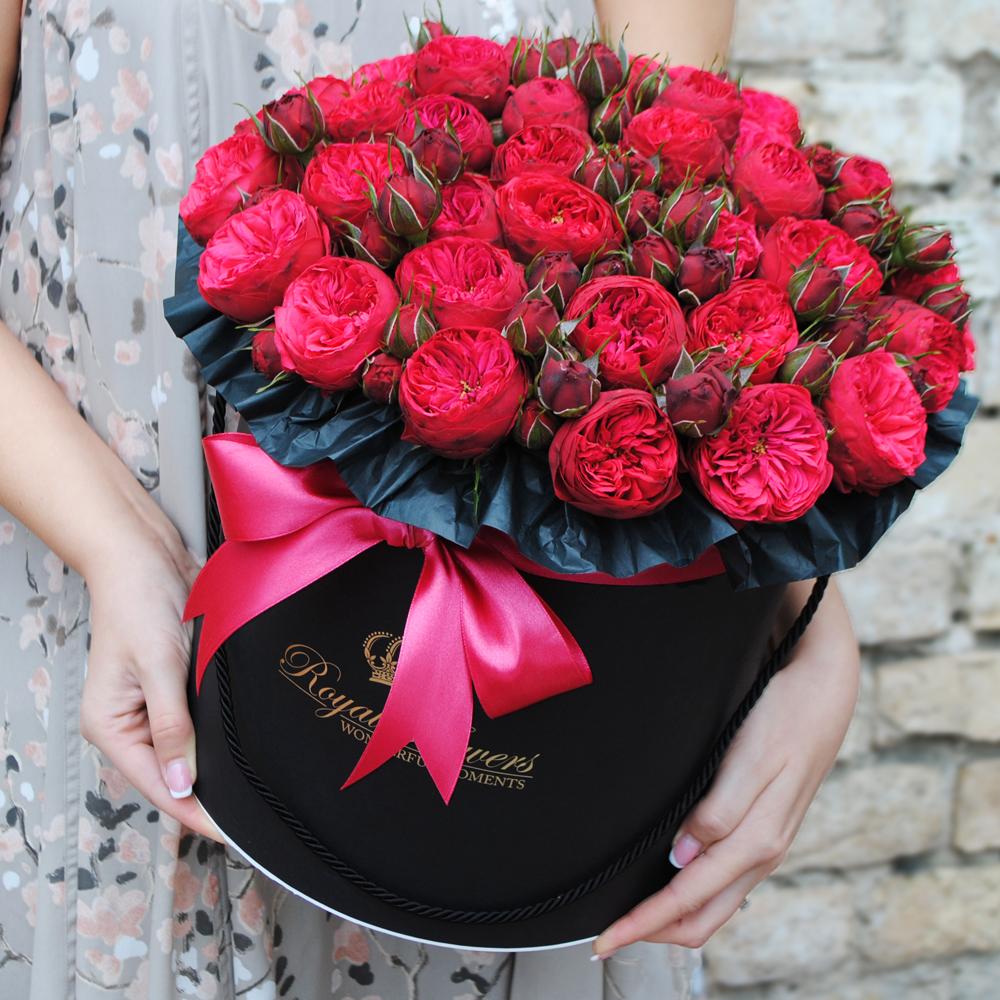 Piano rožės dėžutėje AJ/D
