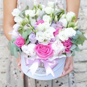 Gėlės dėžutėje MIX2