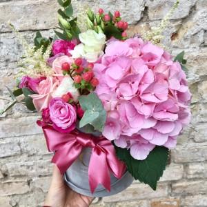 Įvairių gėlių MIX